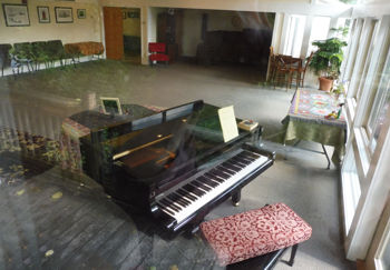 Baby Grand in the Main Space